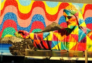 eduardo kobra Toquio 5 1 - Murais de Graffiti de Eduardo Kobra pelo mundo