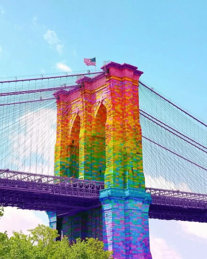 imagens coloridas12 - Como seria um mundo colorido?