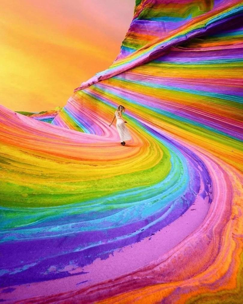 imagens coloridas16 - Como seria um mundo colorido?