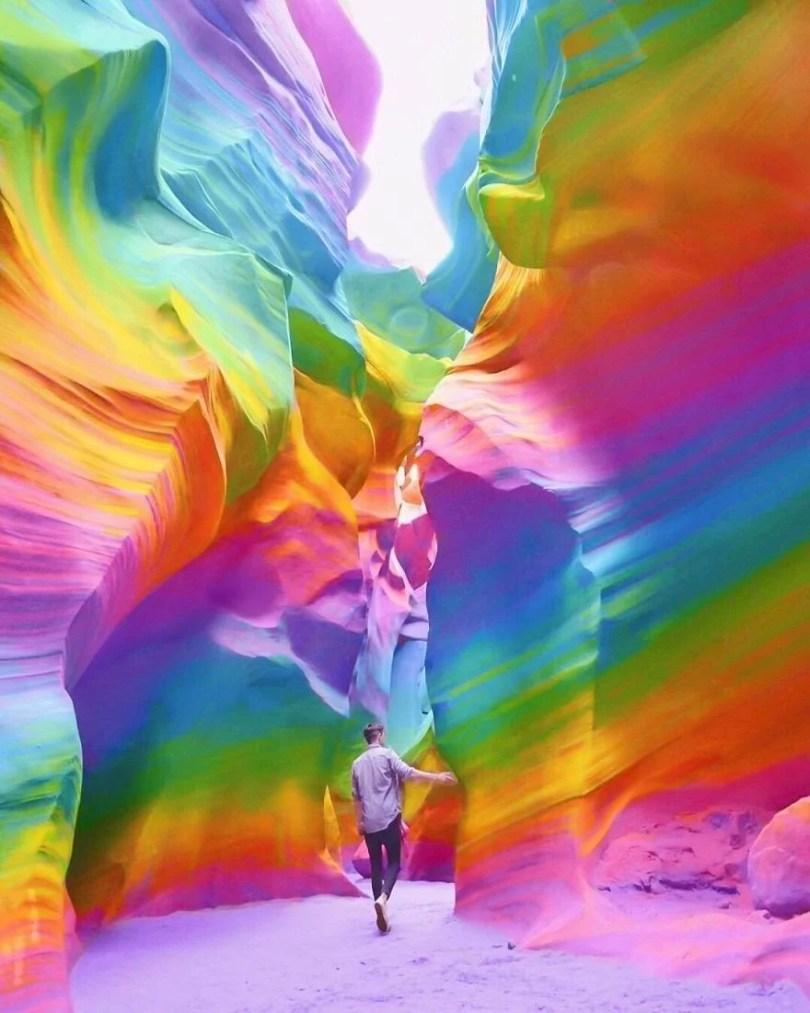 Fotos, Curiosidades, Comunicação, Jornalismo, Marketing, Propaganda, Mídia Interessante imagens-coloridas3 Como seria um mundo colorido? Cotidiano Fotos e fatos  mundo colorido