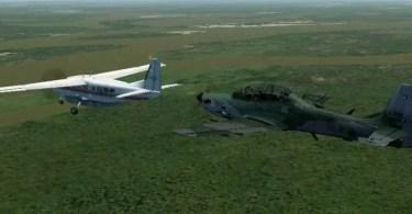 lei do abate 1 - Marinha do Brasil testa mísseis em exercícios no mar MISSILEX