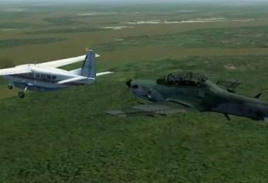 lei do abate 1 - Lei do Abate? Veja Aeronaves interceptadas no espaço aéreo brasileiro