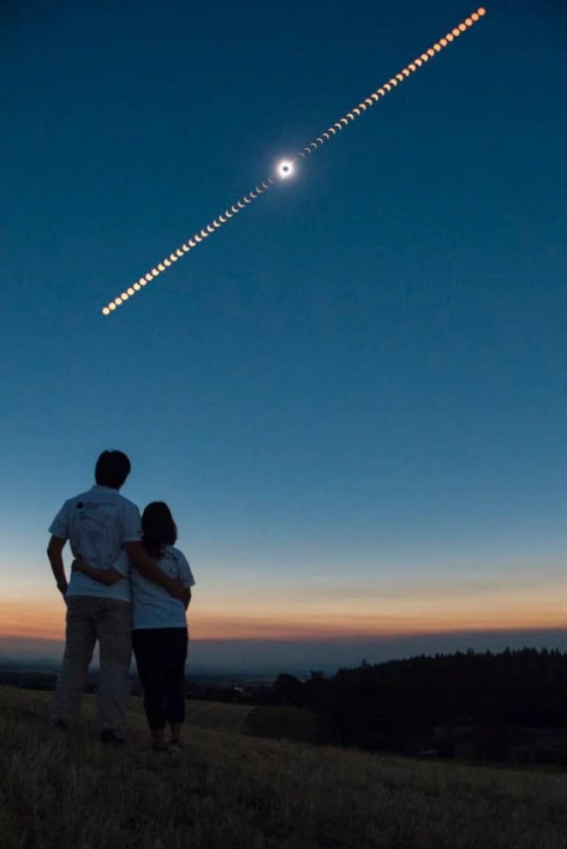 melhor linda foto eclipse total do sol estados unidos 21 agosto 2017 15 - As 30 melhores fotos do eclipse solar Total nos Estados Unidos