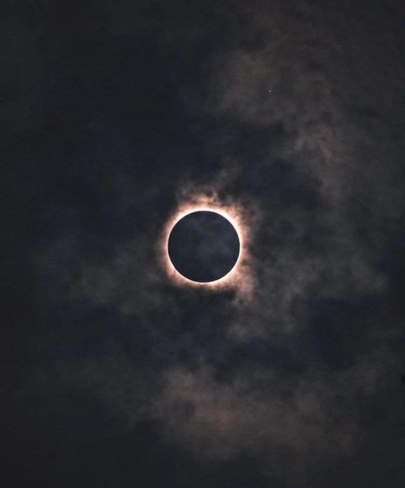 melhor linda foto eclipse total do sol estados unidos 21 agosto 2017 9 - As 30 melhores fotos do eclipse solar Total nos Estados Unidos