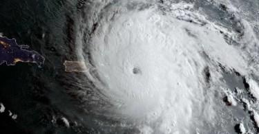 onde esta o furacão irma