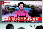 tv estatal norte coreana tv coreia do norte jornalismo - Conheça a velhinha que pode anunciar o fim do mundo com um sorriso no rosto