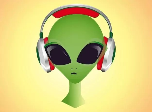 aliens exist músicas clipes sobre ets - Cientistas enviam músicas para o espaço e esperam resposta até 2042