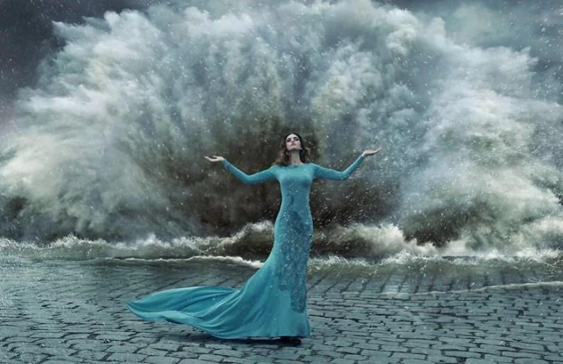 beleza feminina com um toque de surrealismo3 - Beleza feminina com um toque de surrealismo