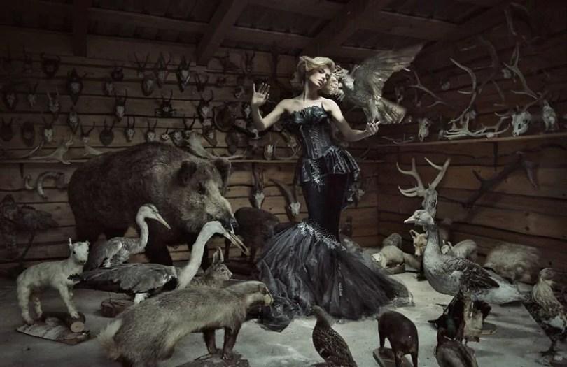 beleza feminina com um toque de surrealismo6 - Beleza feminina com um toque de surrealismo