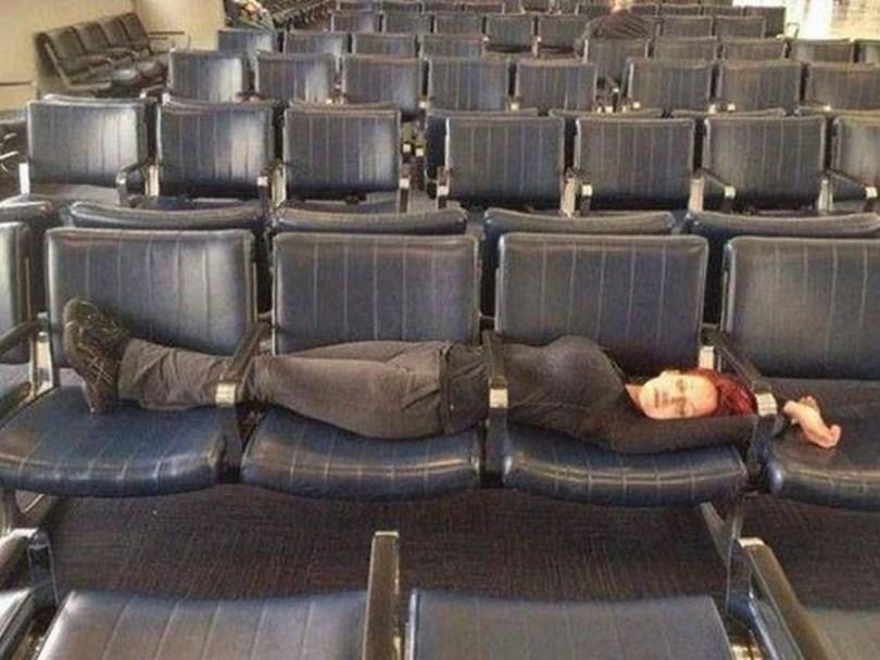 fotos engraçadas dentro aeroporto07 - As fotos mais divertidas já tiradas dentro de um aeroporto
