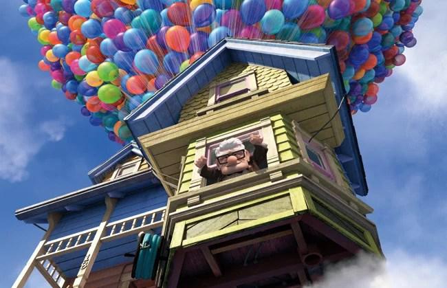 """up - Casos iguais ao filme """"Up - Altas Aventuras"""" são muito comuns no Mundo"""