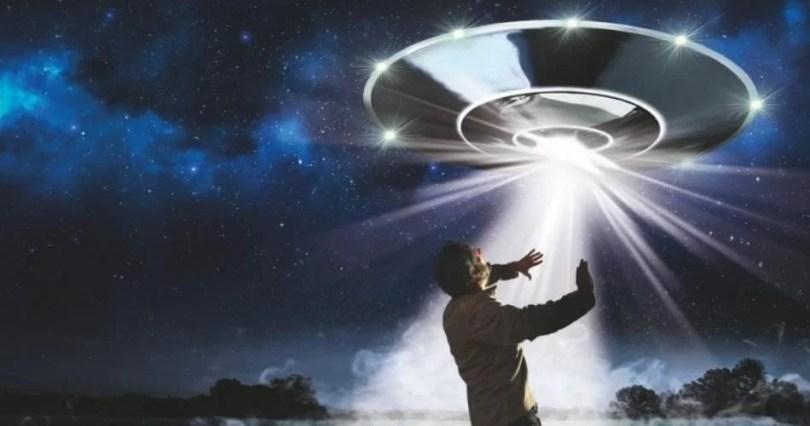 abduçao ufo - ETs têm interesse especial pela Amazônia