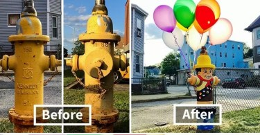pintar hidrante - Fotos incríveis de Jason Peterson #Parte 9