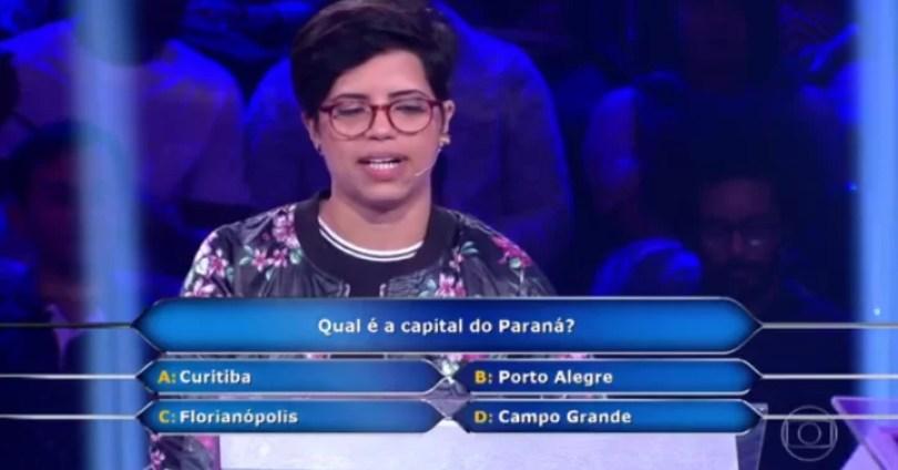 """pergunta basica daiane mendes - Relembre 12 """"games shows"""" de perguntas e respostas que fizeram sucesso no Brasil"""