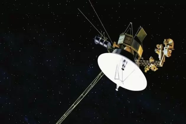 voyager NASA 630 630 - Onde esta a Voyager2? NASA afirma que a sonda se aproxima do espaço interestelar