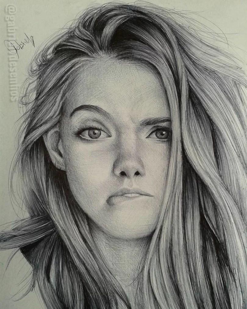Artista Brasileira Cria Desenhos Que Visualizam Perfeitamente As Emoções Das Pessoas 34 - Brasileiro cria desenhos que visualizam perfeitamente as emoções das pessoas