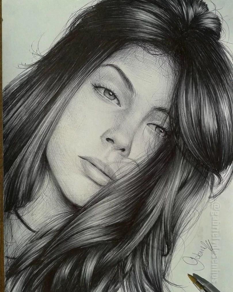 Artista Brasileira Cria Desenhos Que Visualizam Perfeitamente As Emoções Das Pessoas 42 - Brasileiro cria desenhos que visualizam perfeitamente as emoções das pessoas