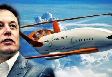 Elon Musk is thinking about building an electric airplane that takes off vertically A 600x315 - Elon Musk: Aviões elétricos da Tesla podem ser uma realidade em 5 anos