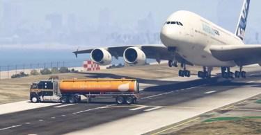 acidente a 380 gta jogo avião - Político paquistanês compartilhou um vídeo do GTA V pensando ser real
