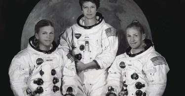 astronautas na lua - Veja como essas figuras Históricas se pareciam
