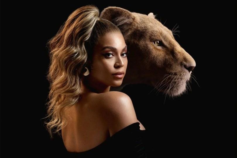 beyonce - Disney lançará álbum de o Novo Rei Leão com sons da África