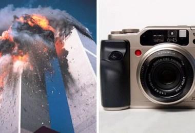 20 câmeras que foram usadas para capturar essas fotos icônicas