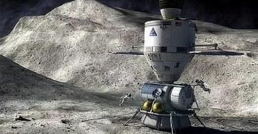 capula orion - NASA vai voar em torno da lua Titã à procura de sinais de vida