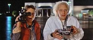 """filmstruck 4 back to the future - Christopher Lloyd diz que toparia fazer """"De Volta para o Futuro 4"""" com uma condição"""