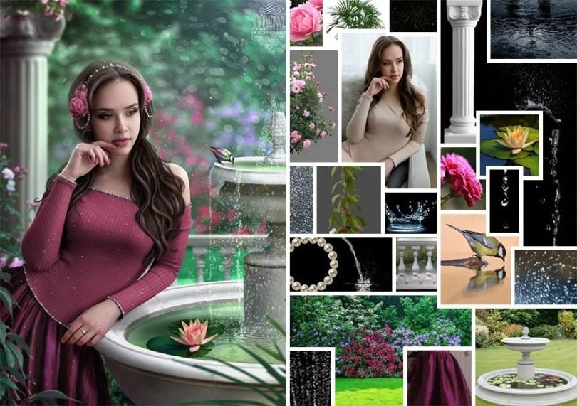 Mestre do Photoshop ucraniano cria mundos incríveis mesclando fotos14 - Mestre do Photoshop: Ucraniana cria mundos incríveis mesclando fotos