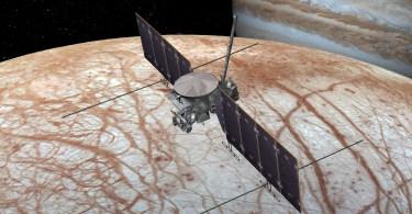missão a lua de juter europa confirmada nasa2 1 - A procura por vida! NASA confirma missão à lua de Júpiter, Europa