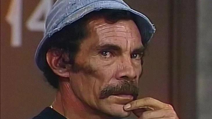 seu madruga - Seu Madruga nunca pagava mesmo o aluguel para o Senhor Barriga?
