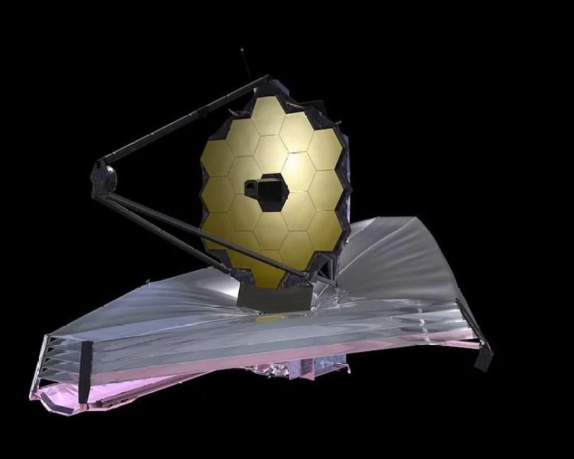 telescopio james webb - Quais as principais diferenças entre Hubble e James Webb?