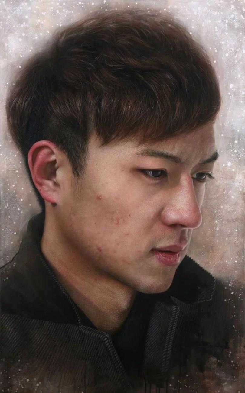 Parece Real Pintor sul coreano faz obras hiper realistas chocantes Joongwon Jeong9 - Parece Real: Pintor sul-coreano faz obras hiper-realistas chocantes!