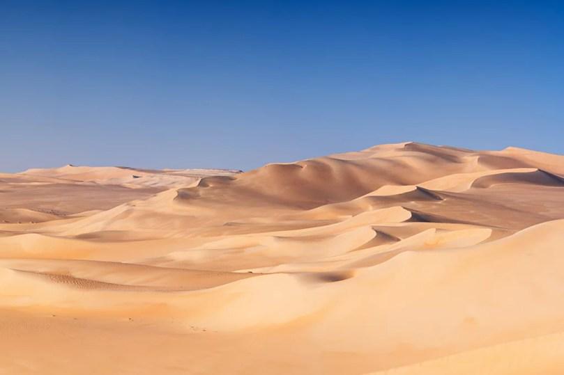 deserto do saara c3a9 culpa do ser humano - Um oásis no deserto do Peru parece miragem