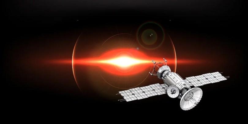 gps preciso noespacço - GPS altamente preciso hoje em dia é possível graças à NASA