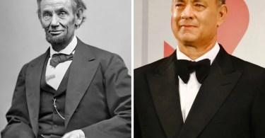 Estas celebridades americanas também tinham antepassados famosos - Ele Voltou! Agora com 40 fotos em miniaturas com ajuda de efeitos especiais