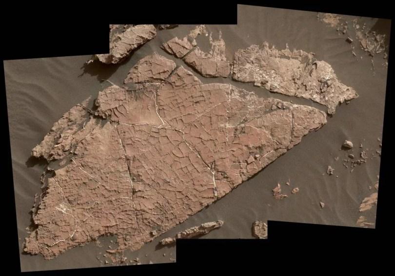 foto de marte oasis - NASA encontra um lugar que deveria ser lindo em um passado de Marte