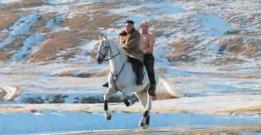 kim jong un horse riding sacred mountain 5da81e4969d95  700 - NASA: Burado na Camada de Ozônio é o menor já registrado desde a sua descoberta