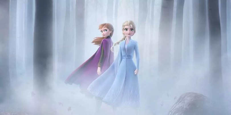 """panic frozen2 - """"Panic! at the Disco"""" canta tema principal de Frozen 2"""