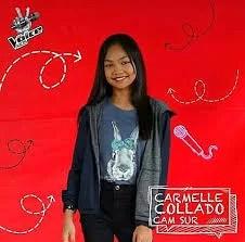 "Carmelle Collado 2 - Relembre: The Voice Kids Filipinas dupla faz releitura linda de ""Leti it Go"""
