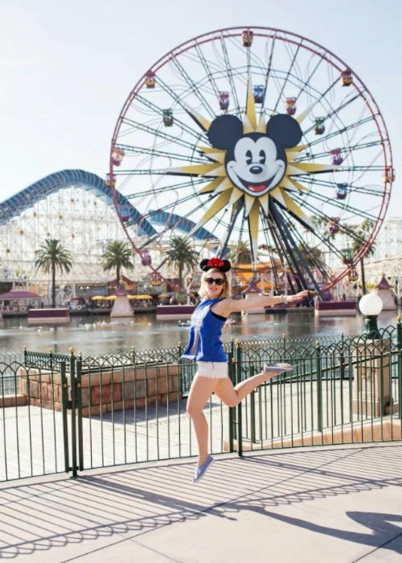 Disney record 2 Lindsay Nemeth - Existe alguém que visitou todos os parques das Disney no Mundo?
