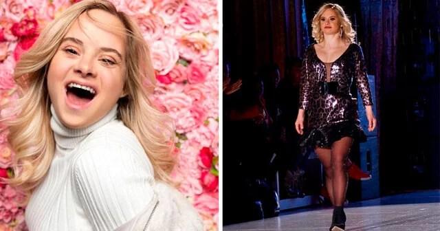 boch down syndrome model sofia jirau coverimage - Linda modelo com Síndrome de Down cumpriu seu sonho de modelar na New York Fashion Week