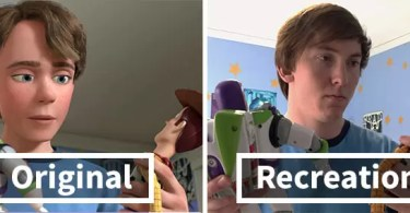 "brothers remake toy story 3 thepixarist coverimage2 - Inacreditável! Irmãos recriaram o ""Toy Sotry 3"" durante 8 anos"