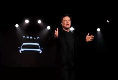 """tesla auber - """"Uber do Futuro"""" de Elon Musk quer que carros façam corridas sozinhos"""
