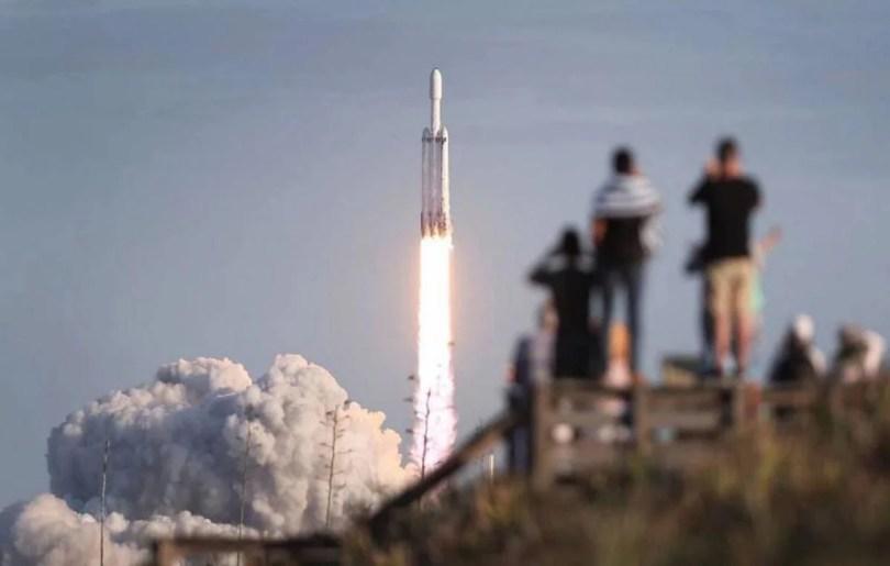 elon musk bfr - Elon Musk se preocupa que SpaceX só chegue a Marte após ele morrer