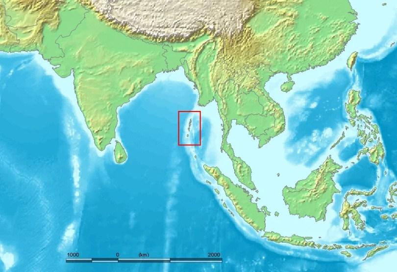 Andaman Islands - Ilha Sentinela - A ilha proibida!