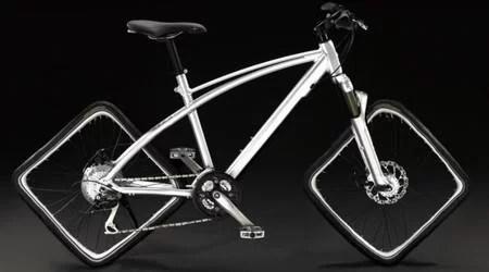 bicicleta pneu quadrado - Quem inventou a bicicleta?  Os Primeiros conceitos