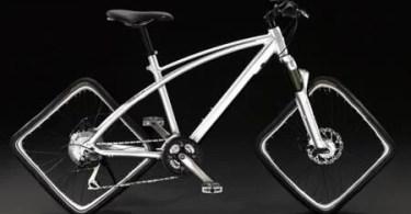bicicleta pneu quadrado - A História do Captcha - Você é um Robô?