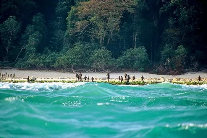 ilha proibida - Ilha Sentinela - A ilha proibida!