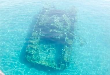 ponto nemo - Fotos: Recifes Artificiais e os destroços do homem